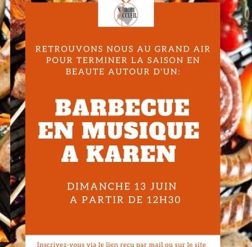 Brunch – Barbecue à Karen